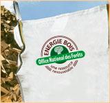 Bois de chauffage 50cm en big bag