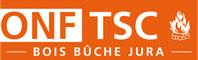 Logo ONF TSC - Bois de chauffage