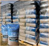 Palette granules bois EO2