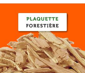 Plaquettes forestières Forêt Energie