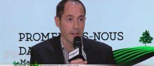 SIA2017 : le bois-énergie à l'honneur sur le plateau de Campagnes TV