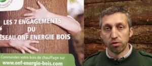 Les 7 engagements du réseau ONF Energie Bois