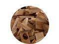 Planchette de bois