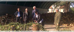 Retour sur l'inauguration du nouveau point de vente d'ONF Molinario