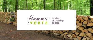ONF Energie Bois recommandé par le label Flamme Verte
