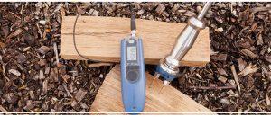 Mesurer et comprendre l'humidité du bois de chauffage