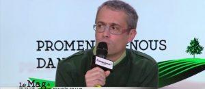 SIA2017 : Benoit Fraud explique les multiples usages du bois sur Campagnes TV