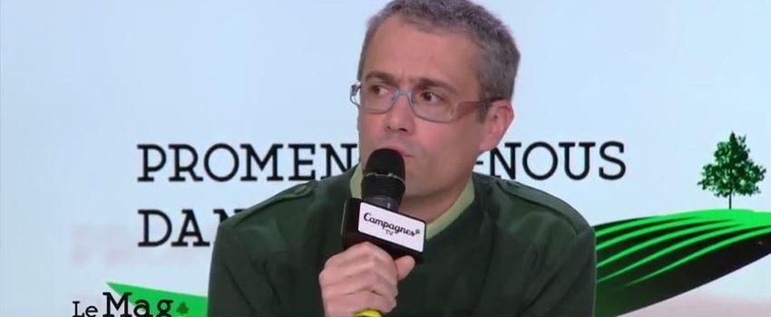 Intervention Benoit Fraud au SIA