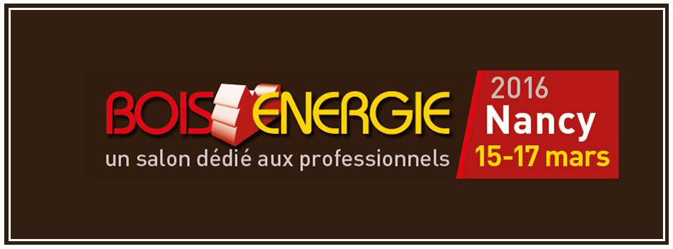 Le réseau ONF Energie Bois vous accueille au salon Bois Energie 2016