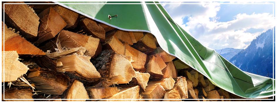 Nos conseils pour bien stocker votre bois