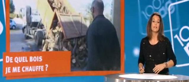 Video M6 bois de chauffage ONF Molinario