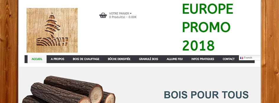Site frauduleux bois pour tous