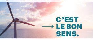 Campagne du SER #CestLeBonSens