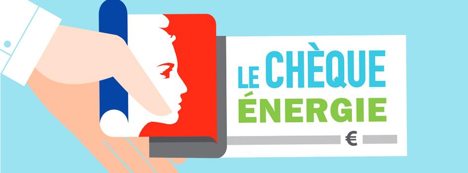 Payez votre bois avec le chèque énergie