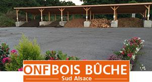 ONF Bois Bûche Sud Alsace