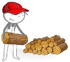 Les conseils ONF Energie Bois pour bien stocker votre bois